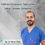 Embriyo Donasyonu